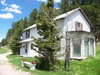 Kiddville Ranch and Historical Gold Mining Camp., Custer