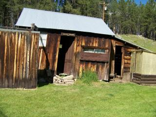 Kiddville Ranch and Historical Gold Mining Camp.