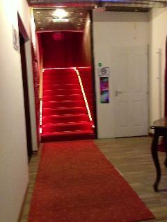 Entrance inside