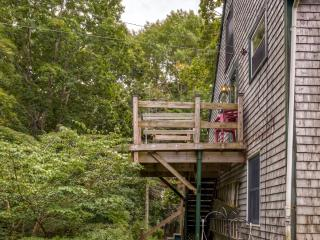 New Listing! 'Brookside Apartment' Unique Recently Updated 1BR Camden Apartment w/Wifi, Private Deck & Breathtaking Mountain Views - Peaceful Location Aside Seasonal Babbling Brook! Easy Access to Abounding Outdoor Recreation!