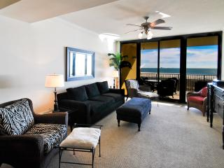 Fabulous, 3 bedroom Gulf-front condo, located in Dauphin Island's Holiday Isle Resort
