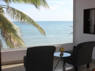Luxurious Beachfront Condo on the Riviera Maya, Puerto Morelos