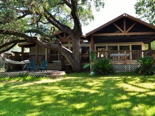 Peaceful Waterfront 3BR Inks Lake House w/ Massive Decks & Spectacular Views - Easy Access to Water Sports, Wine Tasting & More!