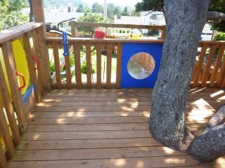 12' Play Structure/Tree House w/Slide