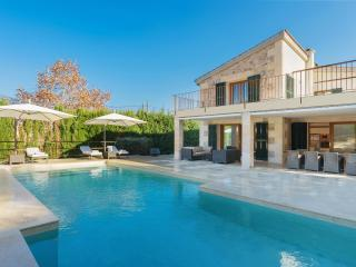 4 bedroom Villa in Pollenca, Balearic Islands, Spain : ref 5585438