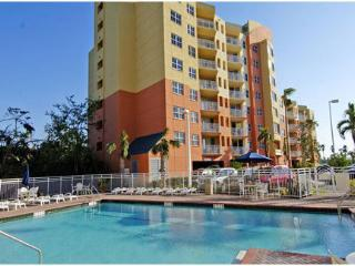 Vacation Village at Bonaventure: 1-Bedroom Type B, Sleeps 4, Kitchen