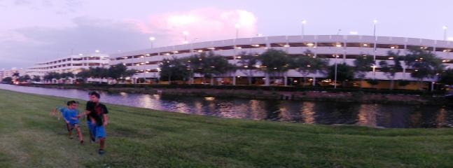 Back side of Dadeland Mall View (*** Not From the unit ***)