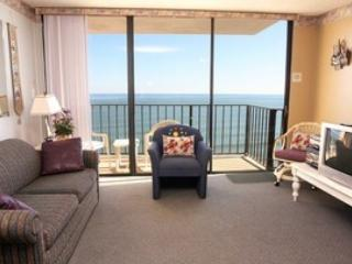 Affordable Oceanfront Condo, North Myrtle Beach