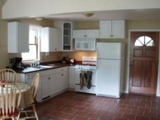fully furnished kitchen...
