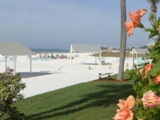 Siesta Key Beach Condo 2 Bdrm Villa Casa Blanca, Sarasota