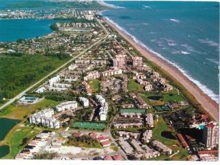 Miles of Private Beach on Florida's Treasure Coast, Fort Pierce