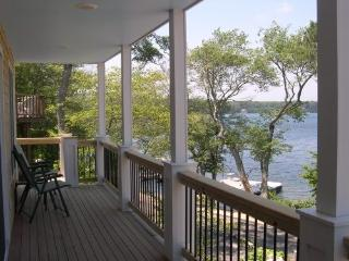 Waterfront Cape Cod Home on John's Pond, Mashpee