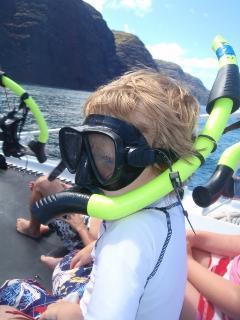 Napali Snorkel Trip