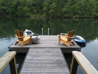 Mountain Lake Front House on Cedar Cliff Lake, Tuckasegee