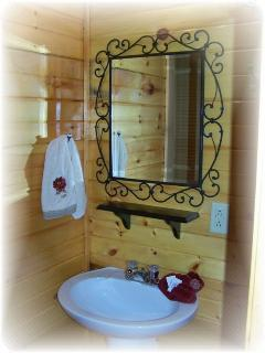 Country Charm Bathroom