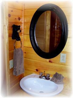 Nature's Nook Bathroom