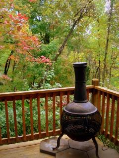Nature's Nook Chimenea