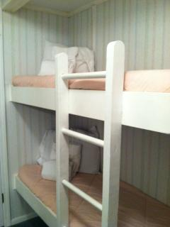Children Love the Bunk Beds