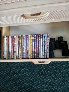 Movies & binoculars