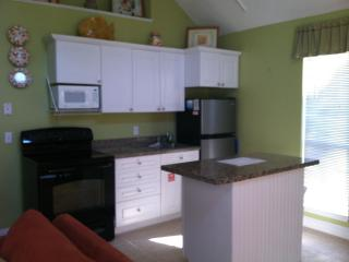 Unit A Upstairs - Kitchen area