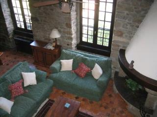 Grand Salon with rampart views
