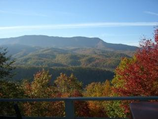 """Southern Serenity"" Gatlinburg luxury cabin rental"