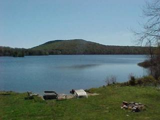 Vermont Lakefront Paradise Cottage Four Season, Mount Holly