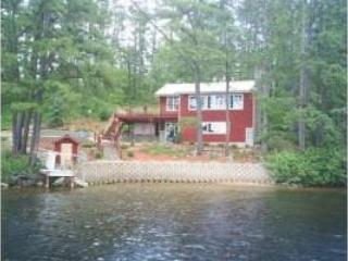 All Season Lake Ossipee NH Waterfront Home Private