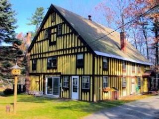 Unique Bavarian Style Home with a historical past, Moultonborough