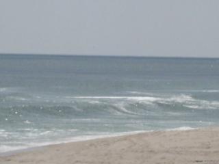 beach is only a block away!