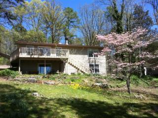 Greers Ferry Lake View 4BR Home 2,100 sq.ft.
