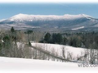 Near by view  Mount Mansfield