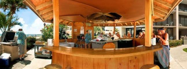 Beach Deck & 'Tiki' Bar