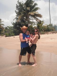 Owners Enjoying Beach