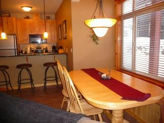 Large Dining bay seats 8 guests!