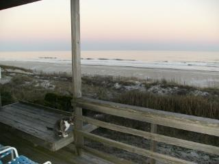 Sandy Paws Ocean Front Home on Figure Eight Island