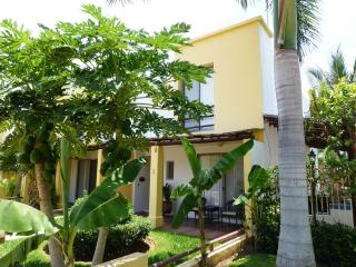Bucerias, Home, A/C, Wi-Fi, Private Yard, Pool,