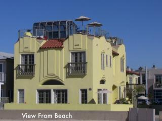 BEACH FRONT HOME, Hermosa Beach