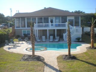 Ocean Front Home Myrtle Beach Golden Mile