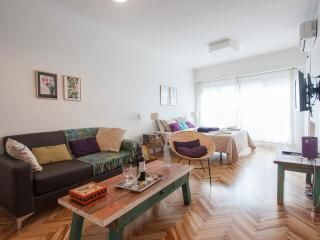 Cozy and Renovated Studio in Recoleta BestDistrict, Buenos Aires