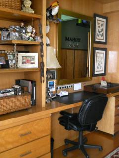 Main Bedroom Desk