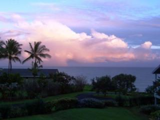 Amazing Ocean view 2 Bed /2 Bath Condo, Princeville