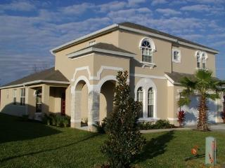 Orlando Luxury Villa, 5 Bed, Pool/Spa & Games Room, Haines City