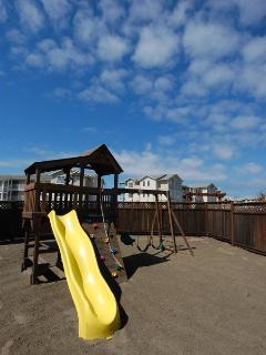 Playground on Property for the little ones