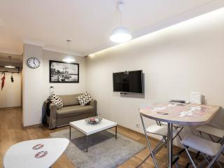 Staylish Cosy flat in Central Location Cihangir, Istambul
