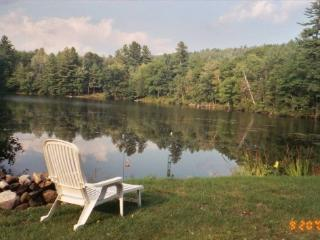 Lakefront Home Ludlow Vermont (Not Dec.-April)