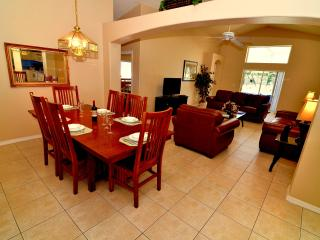 5 Bedroom 4 Bathroom Kissimmee Pool House