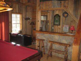 Game Room and Pub Bar