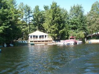 Updated Adirondack Lakefront Rental - Caroga Lake
