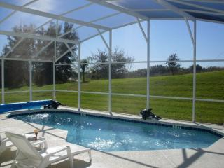 South West Facing Pool For Maximum Sun